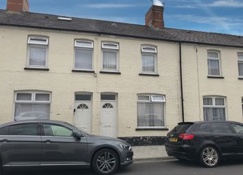 3 bed terraced house for sale in Compton Street, Grangetown, Cardiff CF11