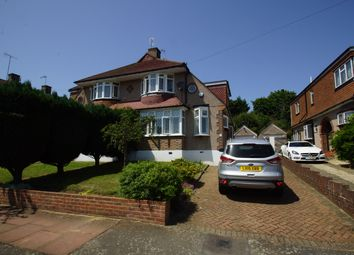 Thumbnail 3 bed semi-detached house for sale in Courtfield Rise, West Wickham