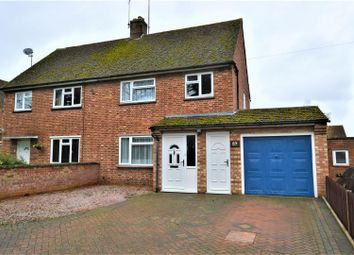 Thumbnail 3 bed semi-detached house for sale in Drift Road, Stamford