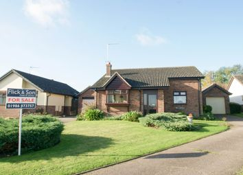 Thumbnail 3 bed detached bungalow for sale in Dakings Drift, Halesworth