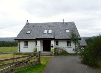 Thumbnail 4 bed detached house for sale in Whinhill House Auchterawe, Fort Augustus