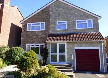 Thumbnail 4 bedroom detached house for sale in Hornbeam Close, Southill, Weymouth