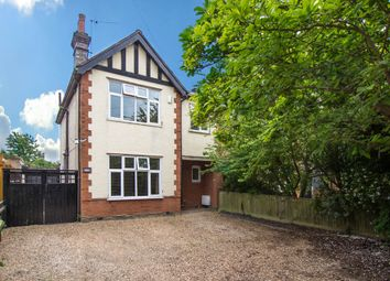 Thumbnail 4 bedroom semi-detached house for sale in Milton Road, Cambridge