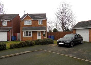 Thumbnail 3 bed detached house for sale in Papillon Drive, Aintree, Liverpool