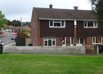 Thumbnail 3 bed semi-detached house for sale in Oak Way, Littledean, Cinderford, Gloucestershire