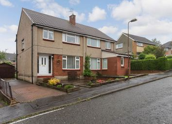 Thumbnail 3 bed semi-detached house for sale in 23 Easter Currie Crescent, Currie