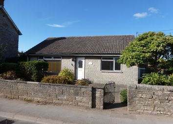 Thumbnail 2 bed detached bungalow for sale in Langport Road, Somerton