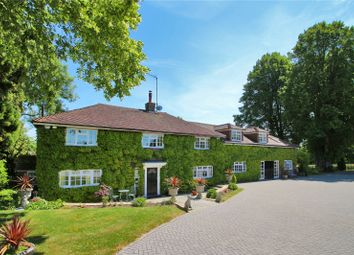 Thumbnail 5 bed equestrian property for sale in Blackberry Lane, Lingfield, Surrey