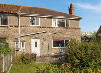 Thumbnail 3 bed semi-detached house for sale in The Cottage, Tarnock, Axbridge, Somerset