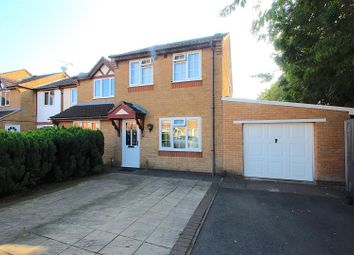 3 bed town house for sale in Burnet Close, Hamilton, Leicester LE5