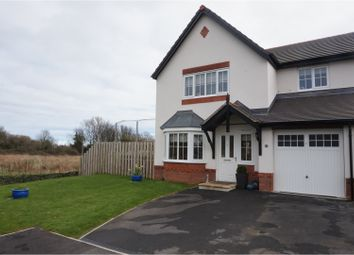 Thumbnail 4 bedroom detached house for sale in Pant Y Briallu, Tyn-Y-Gongl