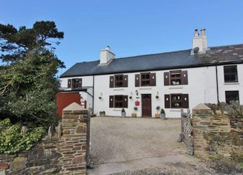 Thumbnail 5 bed town house for sale in 1 Knocksharry Cottages, Ramsey Road, Peel