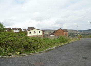 Thumbnail Land for sale in 95 Cwrt Coed Parc, Maesteg, Bridgend, Mid Glamorgan