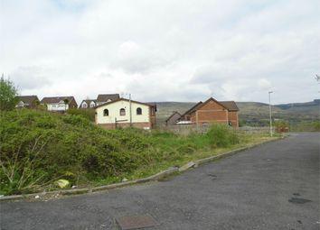 Thumbnail Land for sale in 95 Cwrt Coed Parc, Maesteg, Bridgend, Mid Glamorgan