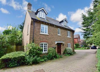 Thumbnail 4 bed detached house for sale in Redwell Grove, Kings Hill, West Malling, Kent