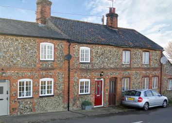 Thumbnail 3 bedroom property for sale in Stanningfield Road, Great Whelnetham, Bury St. Edmunds