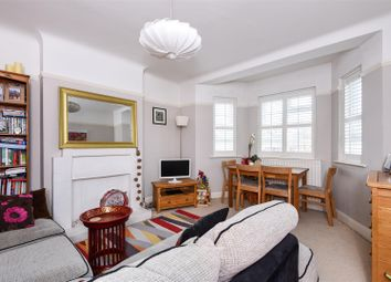 Thumbnail 2 bed flat for sale in Burntwood Lane, London