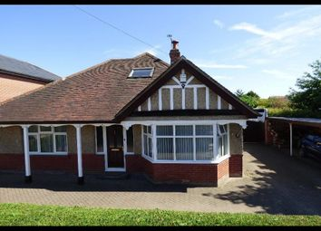 Thumbnail 3 bed detached bungalow for sale in Testwood Avenue, Southampton