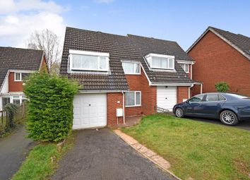 3 bed semi-detached house for sale in Bedstone Close, Stirchley, Telford TF3