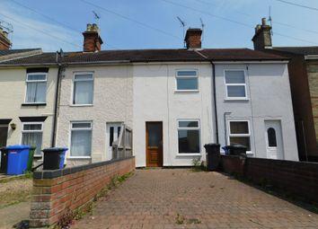 Thumbnail 3 bed terraced house for sale in Kirkley Run, Lowestoft