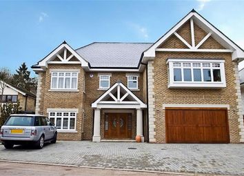 Thumbnail 7 bed detached house for sale in Barham Avenue, Elstree, Hertfordshire