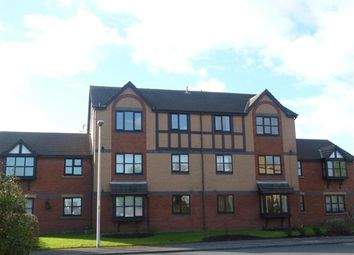 Thumbnail 2 bedroom flat for sale in Thornhill Close, Blackpool