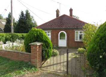 Thumbnail 2 bed detached bungalow for sale in Broadway, Heacham, King's Lynn