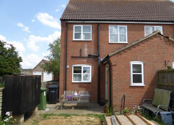 Thumbnail 3 bed semi-detached house to rent in Lawrences Lane, Hilgay, Kings Lynn