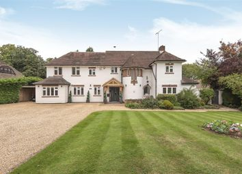 Park Corner Drive, East Horsley, Leatherhead KT24. 5 bed detached house