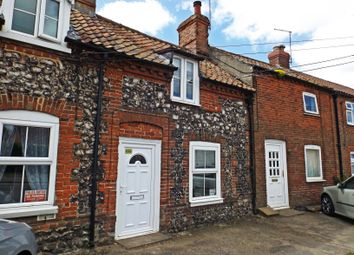 Thumbnail 2 bed terraced house for sale in Lynn Road, Swaffham