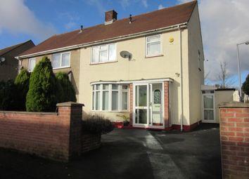 Thumbnail 3 bedroom semi-detached house to rent in Penderry Road, Penlan, Swansea.