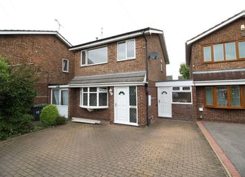 Thumbnail 4 bed detached house for sale in Constable Close, Bedworth