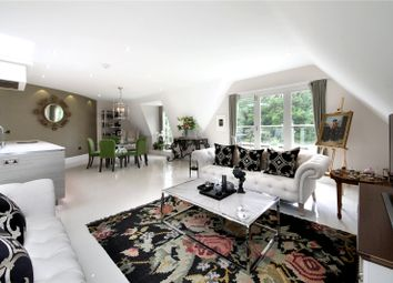 Thumbnail 3 bed flat for sale in Laggan House, Lady Margaret Road, Sunningdale, Berkshire