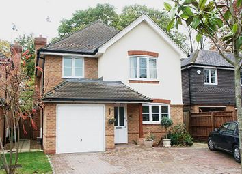 Thumbnail Detached house for sale in Walnut Tree Close, Bourne End
