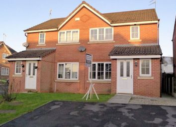 Thumbnail 3 bedroom semi-detached house to rent in Willow Close, Unsworth, Bury