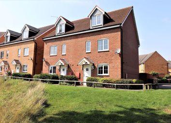 Thumbnail 4 bedroom semi-detached house to rent in Skye Close, Orton Northgate, Peterborough