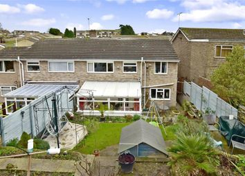 Thumbnail 5 bed semi-detached house for sale in Enbrook Valley, Folkestone, Kent