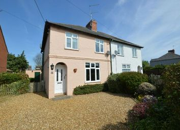 Thumbnail 3 bedroom semi-detached house for sale in Dukes Green Road, Kislingbury, Northampton