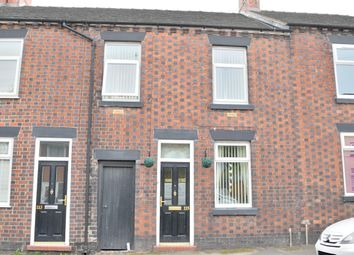 Thumbnail 3 bed terraced house for sale in Newcastle Street, Silverdale, Newcastle Under Lyme