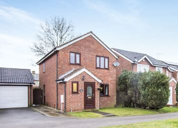 Thumbnail 3 bed detached house for sale in Pear Tree Close, Barwell, Leicester