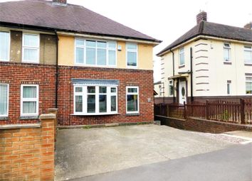 Thumbnail 3 bed semi-detached house for sale in Doe Royd Crescent, Sheffield