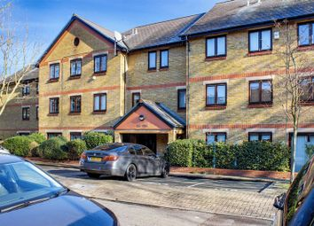 Thumbnail 2 bedroom flat for sale in Riverside Close, London