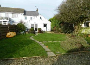 Thumbnail 2 bed semi-detached house for sale in Chapel House, Church Road, Roch, Haverfordwest