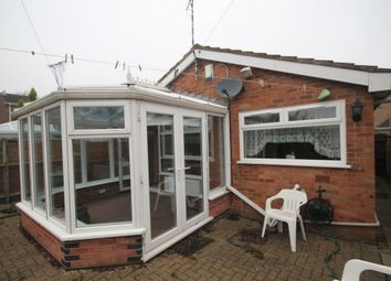 Thumbnail 2 bed detached bungalow for sale in Azalea Close, Burbage, Hinckley