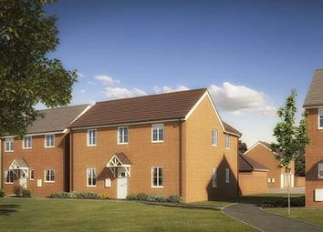 "Thumbnail 4 bed detached house for sale in ""The Windsor"" at Malone Avenue, Swindon"