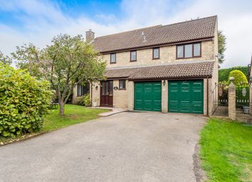 Thumbnail 5 bed detached house for sale in Cookspool, Tetbury