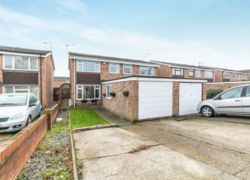 Thumbnail 3 bedroom semi-detached house for sale in Hawthorn Drive, Ipswich