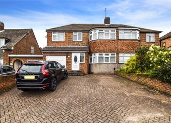 Thumbnail 5 bed semi-detached house for sale in Gravel Hill, Bexleyheath, Kent