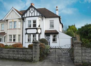 Thumbnail 4 bed semi-detached house for sale in Hampton Avenue, St Marychurch, Torquay