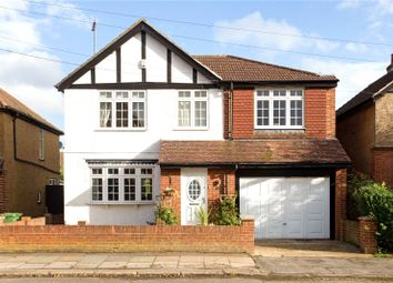 Thumbnail 5 bed detached house for sale in Wood Road, Shepperton, Surrey
